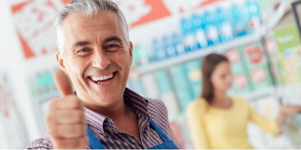 bemanning butik handel ehandel lokalvård